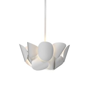 Funderburk 2-Light Novelty Chandelier by Sonneman