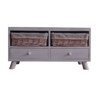 The Urban Port 4 Drawer Accent Chest