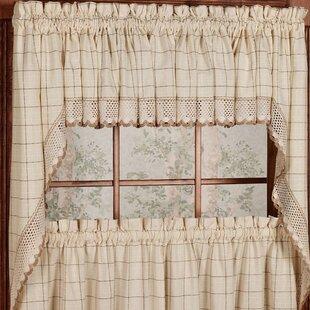 Small Kitchen Window Curtains Wayfair