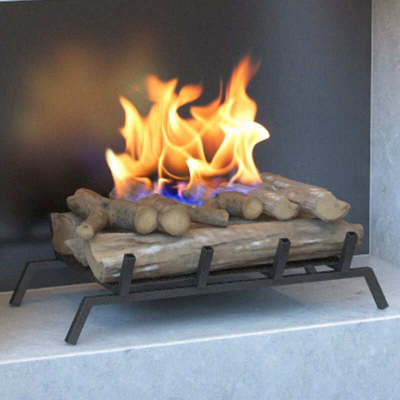 regalflame ethanol fireplace log wayfair rh wayfair com