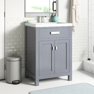 Knighten 24 Single Bathroom Vanity Set by Zipcode Design