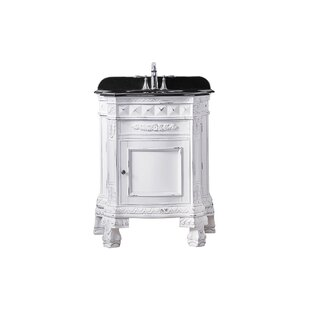 York 28 Single Bathroom Vanity Set by Ove Decors