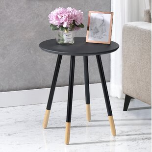 Irving End Table ByWrought Studio