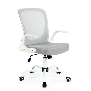 Symple Stuff Letterly Modern Mid-Back Mesh Office Chair