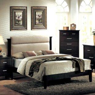 Ramey Upholstered Platform Bed by Red Barrel Studio