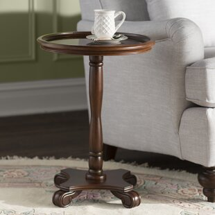 Barwyn Etagere End Table by Astoria Grand