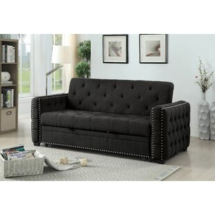 Price comparison Berdy Sofa Bed by House of Hampton Reviews (2019) & Buyer's Guide