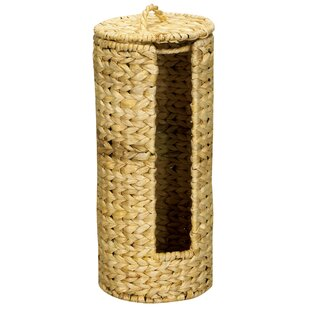 Talisha Banana Leaf Toilet Paper Holder