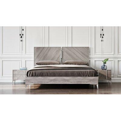 Brayden Studio Labombard Modern Platform Bed Size: Eastern King