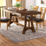 Hayashi Counter Height Extendable Dining Table by Loon Peak®