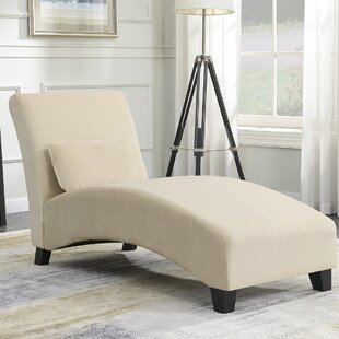 Gilpin Contemporary Design Chaise Lounge by Ebern Designs