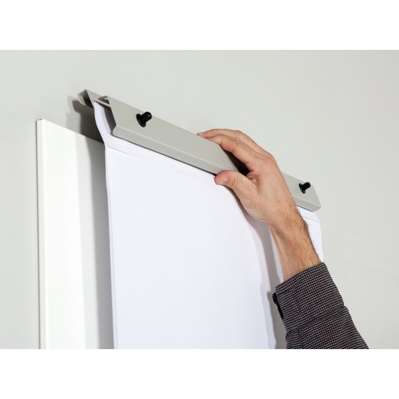 Mastervision Flip Chart Hanger For Tile Boards And Pad
