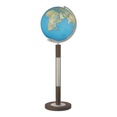 Bremen Duo Illuminated Floor Globe Columbus Globe