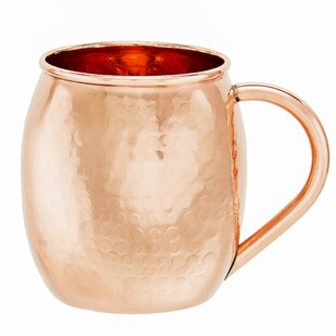 Rose Gold 19 oz 18//8 Stainless Steel Moscow Mule Mugs 100/% Handcrafted Moscow Mule Cups Rose Gold Pineapple Carving Cocktail Wine Glasses