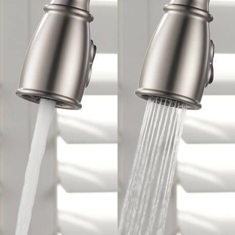 Spray or Stream