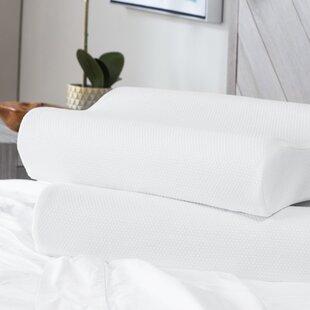 BioPEDIC Classic Contour Standard Bed Pillow (Set of 2)