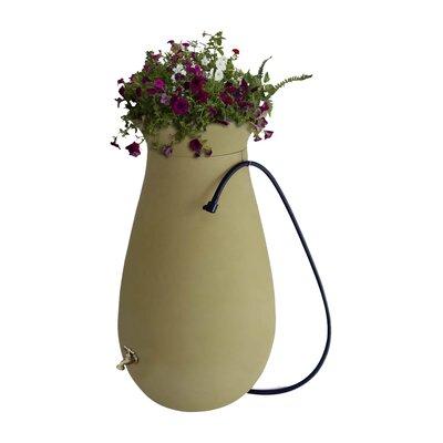 65 Gallon Rain Barrel Algreen Color: Sandalwood