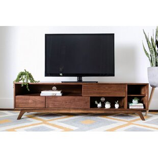 Top Allen TV Stand for TVs up to 75 by Corrigan Studio Reviews (2019) & Buyer's Guide