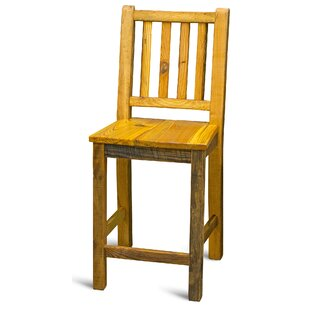 Vintage Solid Wood Dining Chair (Set of 4..