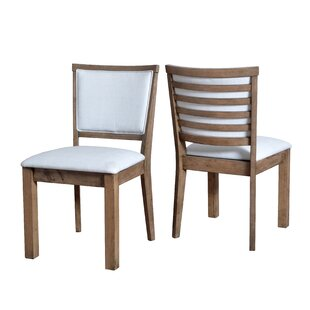 Foundry Select Brinkmann Upholstered Dining Chair (Set of 2)
