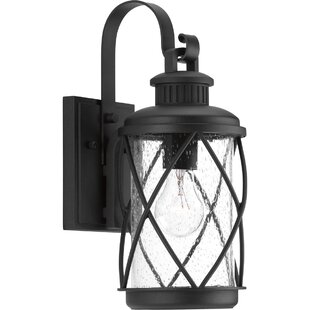 Check Prices Maestas Wall Lantern By Gracie Oaks