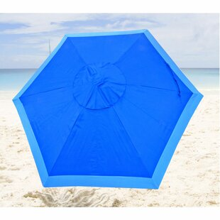 Shadezilla Deluxe 6.5' Beach Umbrella
