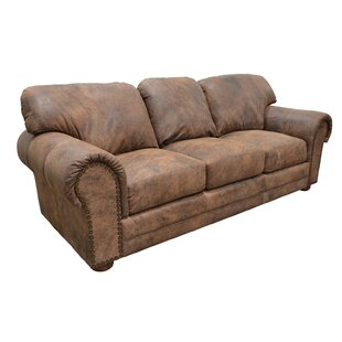 Omnia Leather Cheyenne Leather Sofa