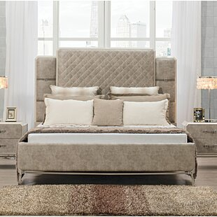 Ozan Upholstered Platform Bed