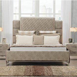 Ozan Upholstered Platform Bed