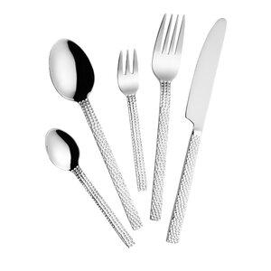 Crystal 30-Piece Cutlery Set