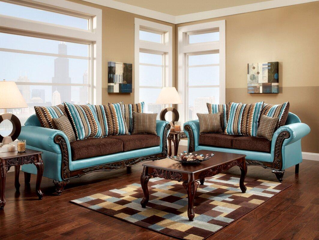 Living Room Set Design Part - 49: Rovena Configurable Living Room Set