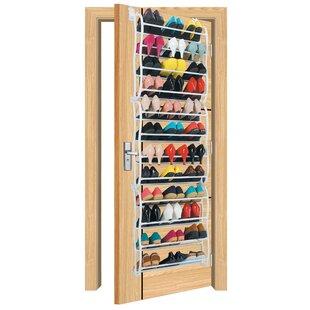 Savings OnDisplay 12-Tier 36 Pair Overdoor Shoe Organizer ByVandue Corporation