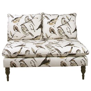 Ossian Loveseat by Alcott Hill