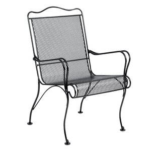Tucson High Back Patio Dining Chair