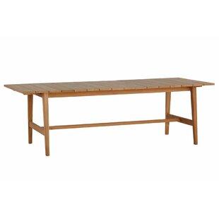 Coast Teak Dining Table