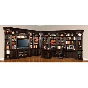 Top Reviews Darby Home Co Callingwood 50 Corner Library Center