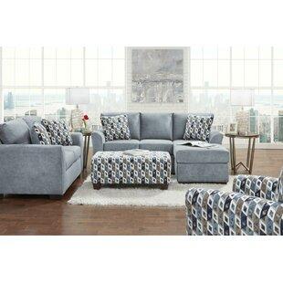 Elante Configurable Living Room Set by Red Barrel Studio