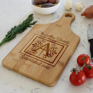 Bamboo Paddle Board