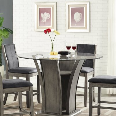Glass Kitchen Amp Dining Tables You Ll Love In 2019 Wayfair