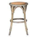 Hasnain 24'' Counter Stool by Gracie Oaks