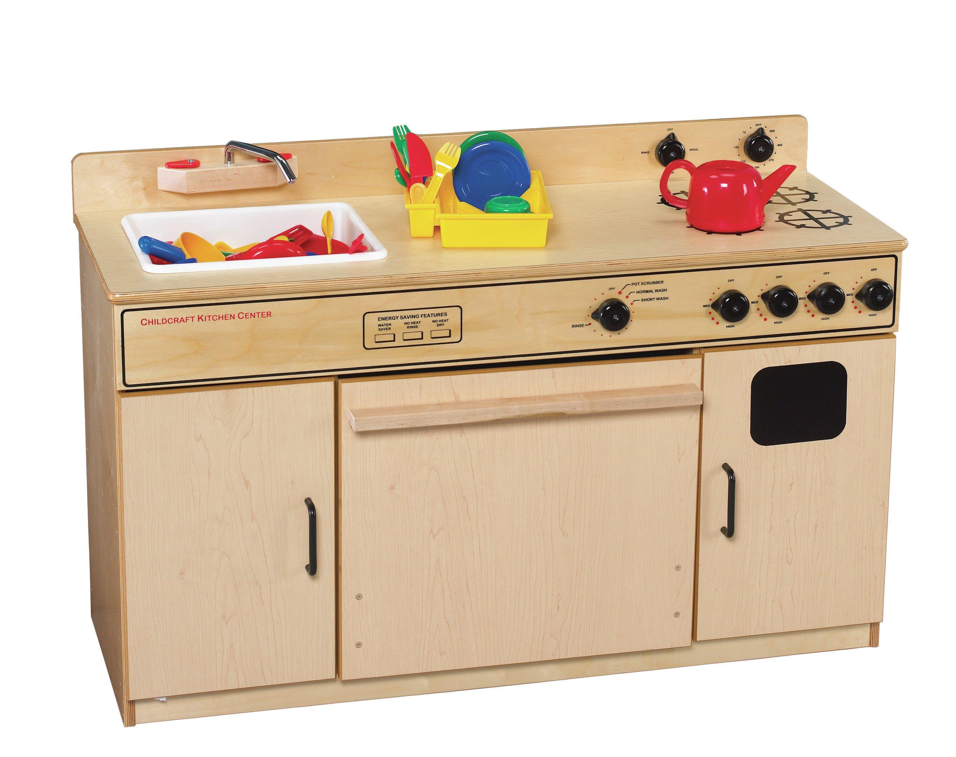 Childcraft kitchen set wayfair