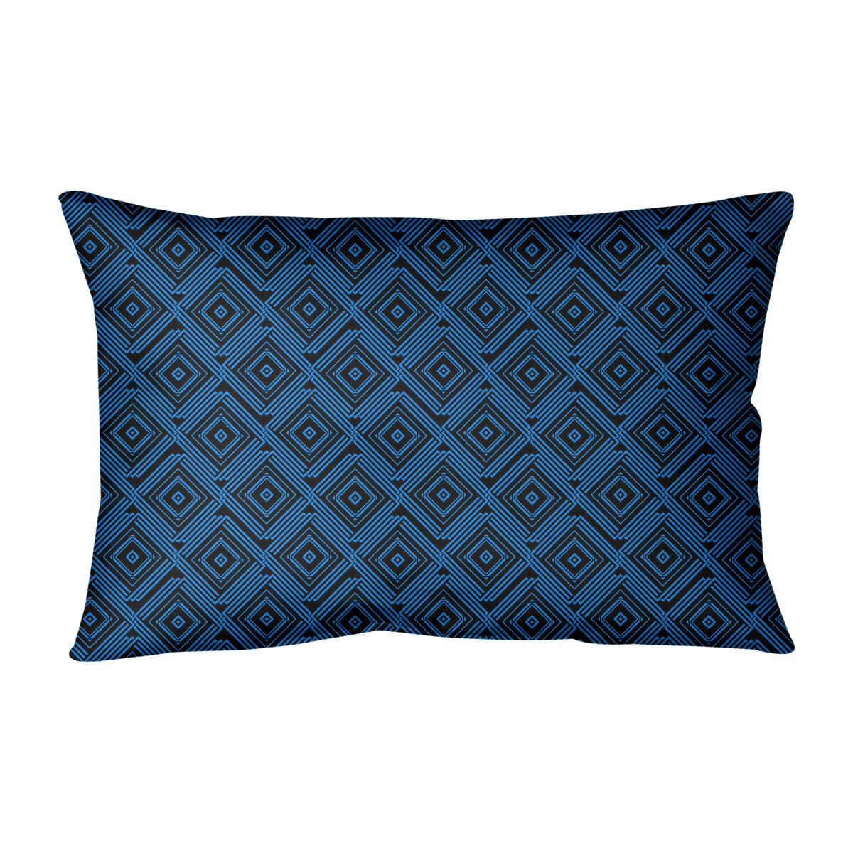 East Urban Home Mcguigan Maze Rectangular Cotton Pillow Cover Wayfair