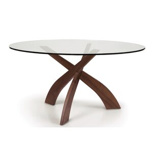 Entwine Dining Table by Copeland Furniture 2019 Salet