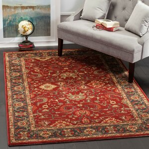 Simple Red Rugs Area Rug Wayfair And Models Ideas