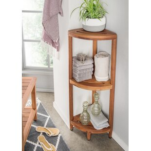 Arkansas 30 X 113cm Bathroom Shelf By Natur Pur
