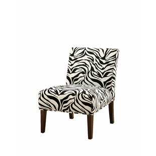 World Menagerie Sass Slipper Chair