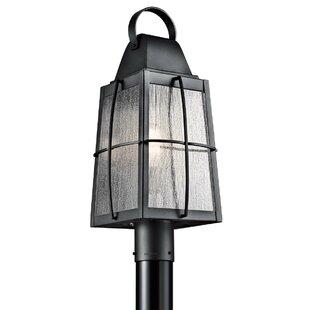 Darby Home Co Beamer Outdoor 1-Light Lantern Head
