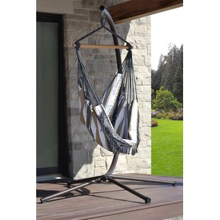 Chumbley Cotton Chair Hammock by World Menagerie
