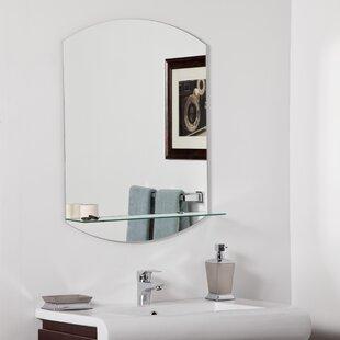 Vanessa Modern Wall Wall Mirror byDecor Wonderland