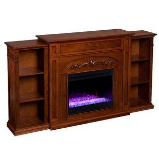 Chantilly Fireplace By Ebern Designs